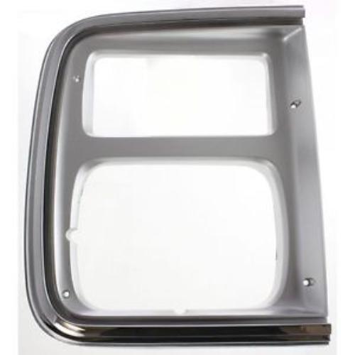 - CPP GM2512123 Left Headlight Door for Chevy Box Truck, G20, P30, Van, GMC P2500