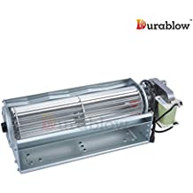 Durablow Electric Fireplace Replacement Blower Fan Unit compatible with Heat Surge, Real Flame, & other brands