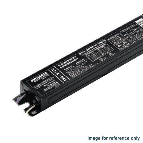 (10 Pack) Sylvania 49945 120 - 227V Quicktronic Ballast QTP 3x32T8/UNV ISN-SC by Sylvania by Sylvania
