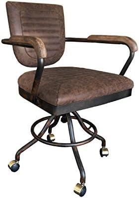 Urban9-5 Vintage Inspired Desk Chair