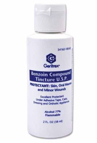 SMITHKLINE BEECHAM CONSUMER Geritrex Benzoin Compound Tincture