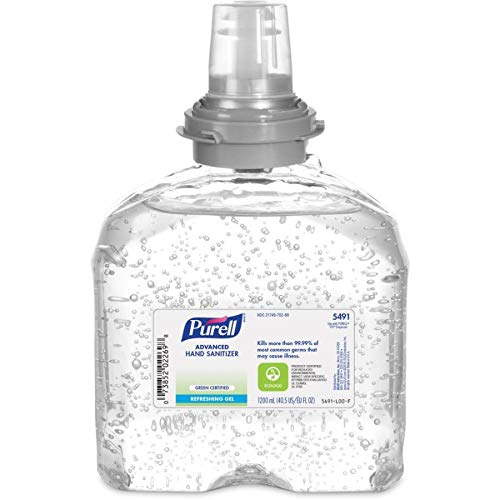 Purell Tfx Instant Hand Sanitizer Gel Refill 1200ml Buy Online