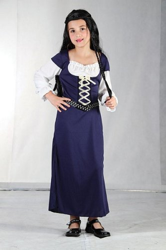 [Maid Marion (xl)] (Medieval Costumes For Children)