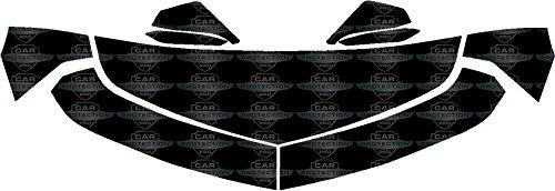 2015 Chevrolet Camaro LS/LT 3M VentureShield Clear Bra Paint Protection Standard Film Kit