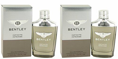 Bentl Y Infinit  Intens  Cologne For Men 3 4 Oz Eau De Parfum Spray  2 Pack    A Free Wings Cologne 3 4 Oz Shower Gel