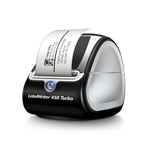 DYMO Label Printer | LabelWriter 450 Turbo Direct Thermal Label