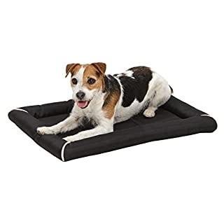 Maxx Dog Bed for Metal Dog Crates, 24-Inch, Black