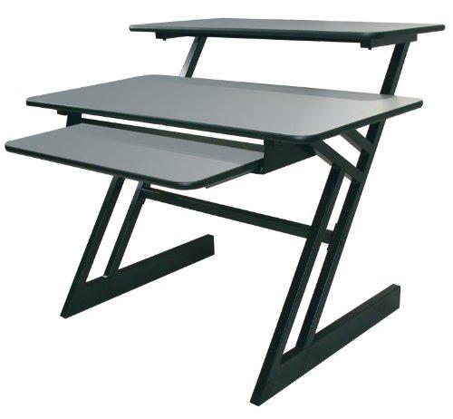 Studio Music Furniture (Quik Lok Z-250-BKGR Workstation accessories)