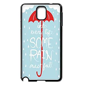 Best Phone case At MengHaiXin Store Love Rain, Love Life,Love Hearts Pattern 101 For Samsung Galaxy NOTE3 Case Cover