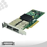 HP InfiniBand 4X QDR QSFP ConnectX-2 PCI-Express G2 Dual Port 40GB/s HCA Plug-In Card 592520-B21 MHQH29B-XTR