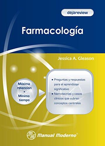 djreview: Farmacologa (Spanish Edition)