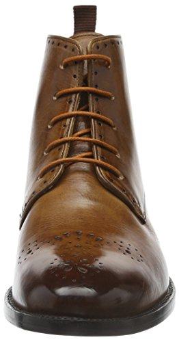 Melvin&Hamilton Betty 4, Zapatillas de Estar por Casa para Mujer Beige - Beige (Crust Tan/LS)