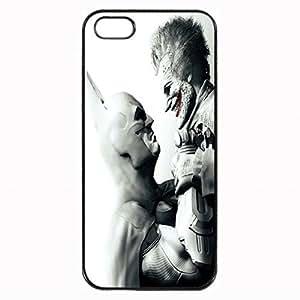 Batman Joker Unique Custom Image Case iphone 5 case , iphone 5S case, Diy Durable Hard Case Cover for iPhone 5 5S , High Quality Plastic Case By Argelis-sky, Black Case New