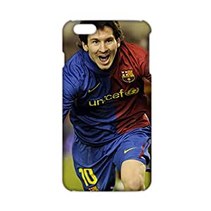 Ultra Thin messi goal celebration 3D Phone Case and Cover for Iphone 6 Plus