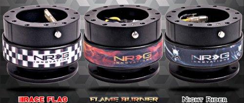 NRG Gen 2.0  Steering Wheel Quick Release  FREE Standard Shi