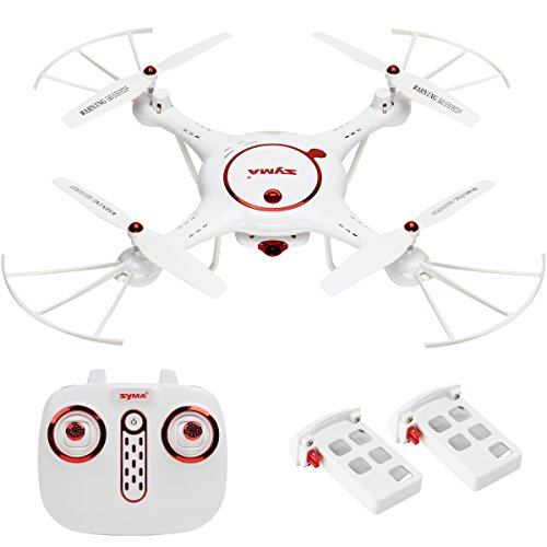 Syma X5UC RC Quadcopter Drone 2.4G 4 Channel 6-Axis Gyro...