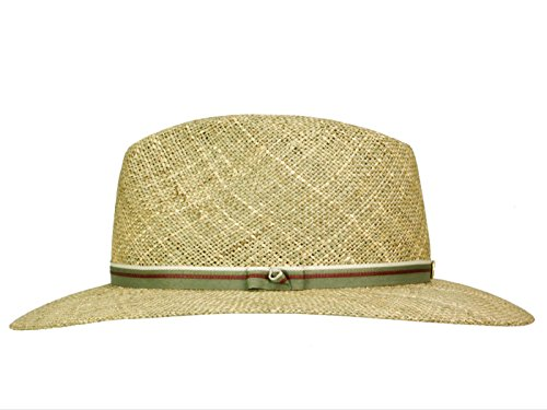 Para Mayser Catton Hombre Sombrero Natural Traveller 8qtxazrq