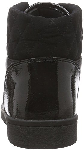 Aldo Mujer Elza black Para Negro Schwarz Altas 96 Synthetic Zapatillas rrUnC