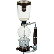 HARIO Technica Two Cup Coffee Siphon, 240ml, Not Applicable