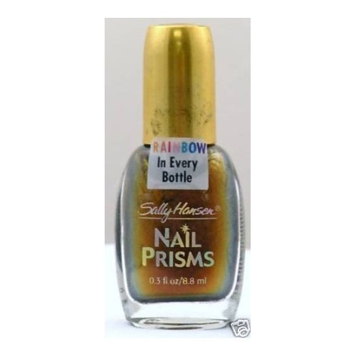 Amber Prisms (Sally Hansen Nail Prisms - Amber Ruby)