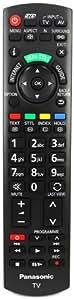 Panasonic Viera TV Remote Control Original N2QAYB000572, universal para
