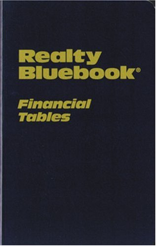 Reality Bluebook Financial Tables