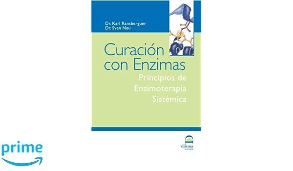 Curación Con Encimas (Spanish Edition): Varios ...