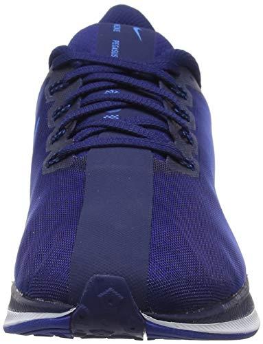 watch e237c 5fde7 Nike Zoom Pegasus 35 Turbo Men s Running Shoe Indigo Force Photo Blue-Blue  Void