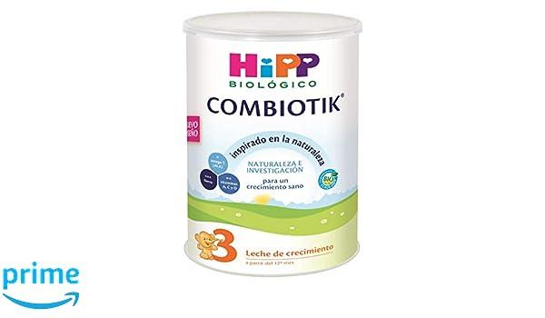 HIPP COMBIOTIK 3 LECHE CRECIMIENTO 800GR: Amazon.es: Alimentación y bebidas