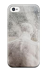 Hot Tpye Back Dust In The Air Case Cover For Iphone 4/4s
