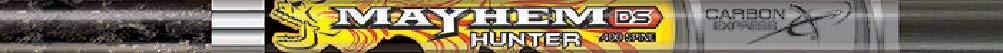 Carbon Express Mayhem Hunter DS Arrow Shafts 12 Pack