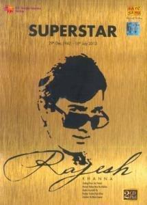 Superstar Rajesh Khanna (2-CD Set / Greatest Hits Of Rajesh Khanna)