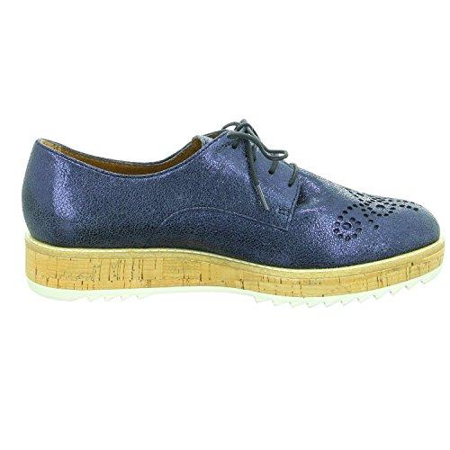 1 de Chaussures lacets à Tamaris ville femme Noir 28 1 pour 805 23729 YOX5x