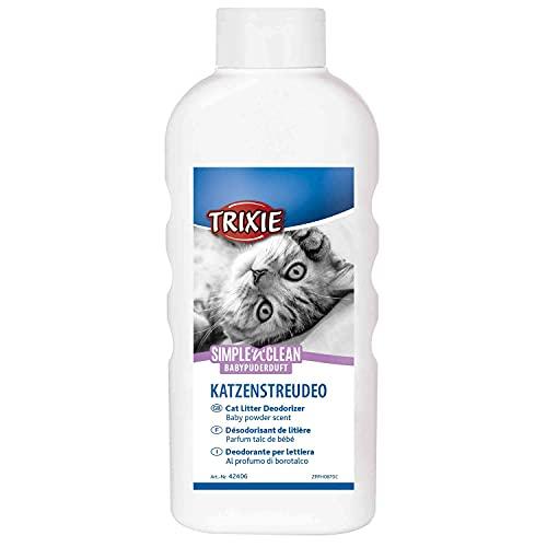 Trixie Simple'n'Clean Desodorizante Cat Litter, 750 g, 1 unidad