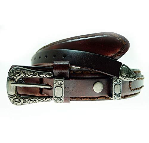 El Charro cintura Vintage E159 uomo