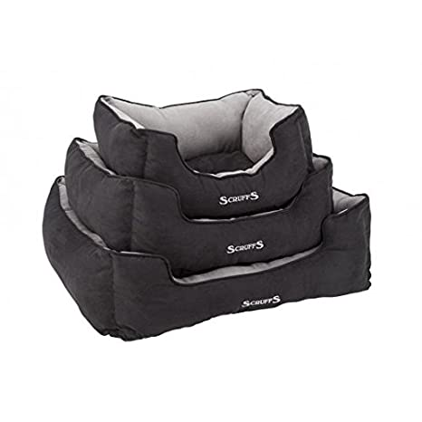 Scruffs Classic Box Bed Cama para Perros S, M, L: Amazon.es: Productos para mascotas