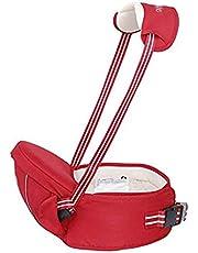 GBlife Porte-bébé Ergonomique pour Bébé avec Dessin de la éponge Super Douce Epaissi Jusqu'à 25 kg, Circonférence Vie 115 – 65 cm