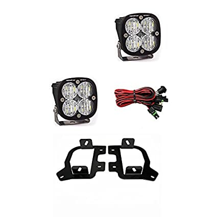 41r7xGrCfIL._SX425_ amazon com baja designs squadron sport wide cornering led light kit