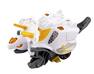 Dart The Triceratops VTech Switch & Go Dinos Turbo for Sale