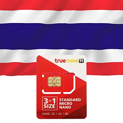 Prepaid Thailand SIM Card Unlimited Data 8 Days
