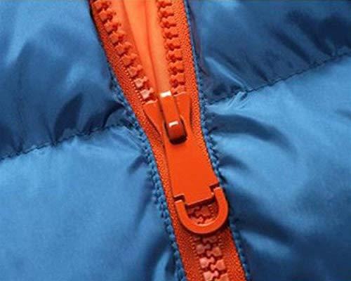 Laisla Jacket Boy Men's Down Jacket Winter Clásico Outerwear Hooded Jacket Warm Quilted Bild3 Coat Parka fashion Down Jacket Als rHwOar