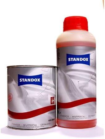 Standox Set 2 Liter Reaktiv Haftprimer Und Reaktiv ZusatzlÖsung 02078011 S Auto