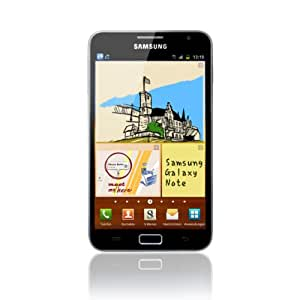 "Samsung Galaxy Note (N7000) - Smartphone libre Android (pantalla 5.3"", cámara 8 Mp, 16 GB, Dual-Core 1.4 GHz, 1 GB RAM), azul (importado)"