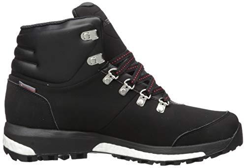 adidas Terrex Pathmaker CP Hiking Boot, Black/Scarlet/Black, 6 D US 6