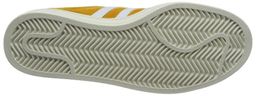 adidas Campus, Scarpe da Fitness Uomo Giallo (Tactile Yellow F17/Ftwr White/Chalkwhite)