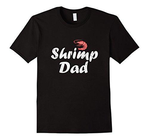 Freshwater Mysis Shrimp - Mens Shrimp Dad Fish Tank Aquatic Keeper T-Shirt for Aquarist XL Black