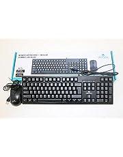 يونفيرسل لوحة مفاتيح متوافقة مع بي سي و لابتوب - UN-K200