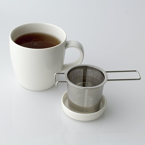 FORLIFE Extra-fine Tea Infuser and Dish Set