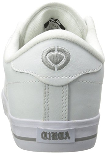 Skate Shoe C1RCA AL50 White Grey PC Men's znzaWBxC