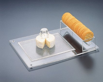 Cracker and Cheese Tray (Acrylic)